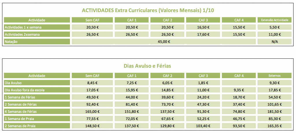 Precos_DiasAvulsoFerias