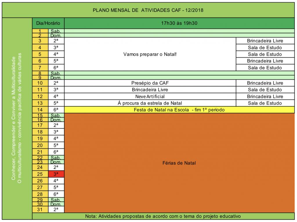 CAF_Plano_Mensal_DEZEMBRO_2018