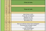 Plano de Atividades CAF – Setembro 2019